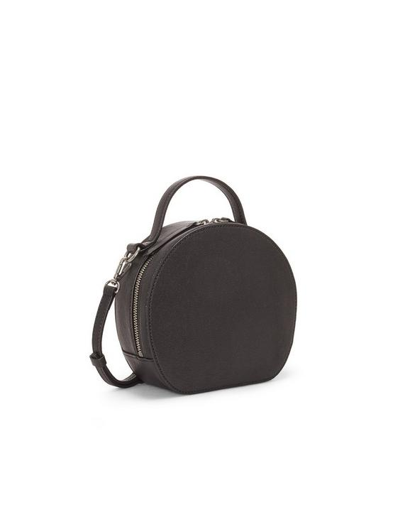 ELLI CIRCLE CROSSBODY, BLACK, productTileDesktop