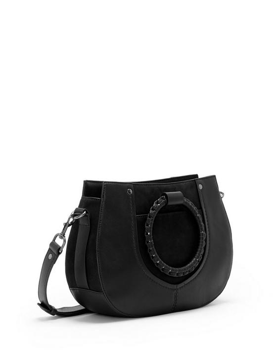 LETA CROSSBODY, BLACK, productTileDesktop