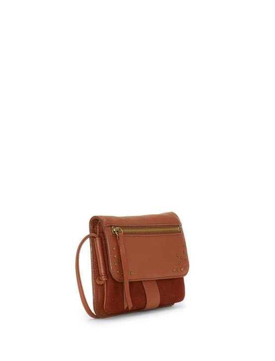LORE CONVERTIBLE WALLET, LIGHT BROWN, productTileDesktop