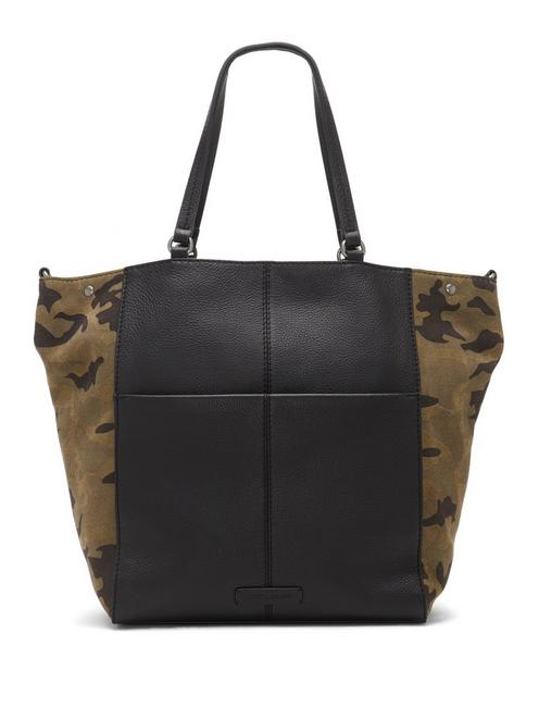 LORE TOTE, FEATHER