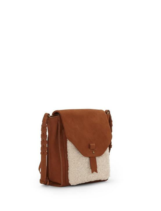 PRIA CROSSBODY, LIGHT BROWN, productTileDesktop