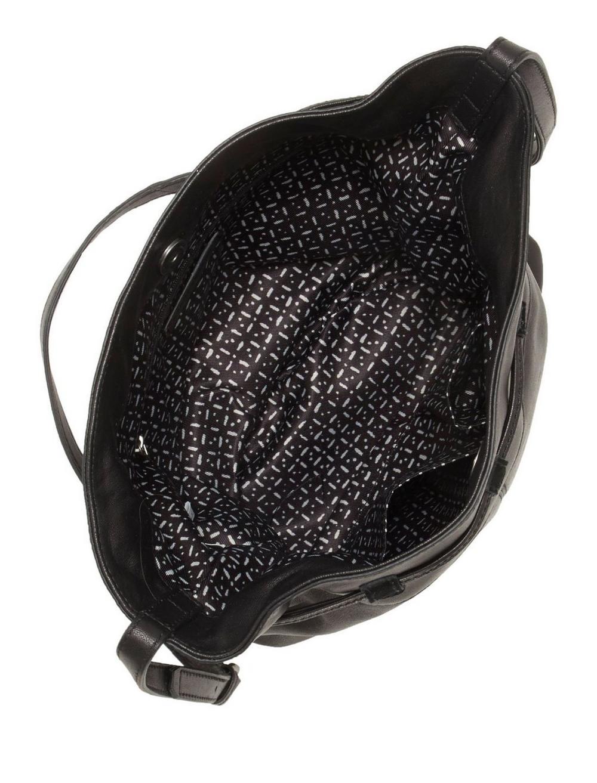 SEREN LEATHER BUCKET BAG, image 4