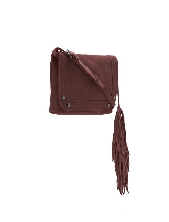 WREN SMALL CROSSBODY, DARK PURPLE, productTileDesktop