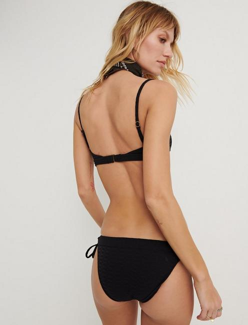 SHORELINE CHIC BRALETTE, BLACK