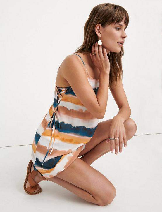 SONOMA SKY SLIP DRESS, MULTI, productTileDesktop