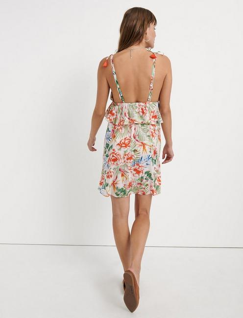 SUNNY SAN DIEGO DRESS, MULTI