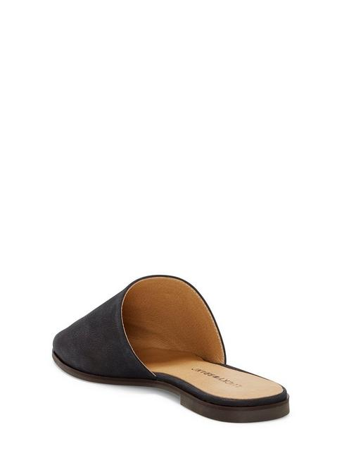 ACASIA SLIDE FLAT, BLACK
