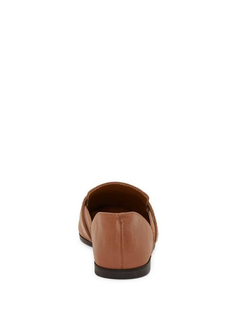 ADELHA FLAT, DARK BROWN
