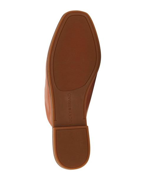 AGNAE SLIDE, DARK BROWN