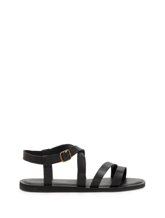 ALANZA SANDAL, BLACK, productTileDesktop