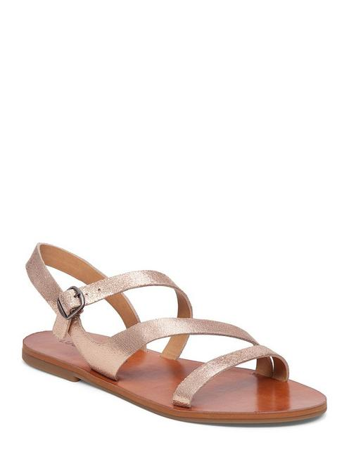 ALEXCIA SANDAL, LIGHT PINK