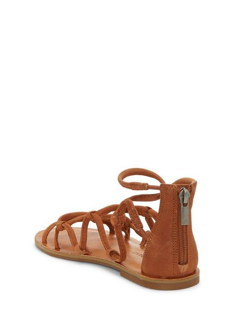ANISHA SANDAL, LIGHT BROWN