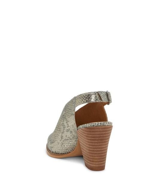 AROYLI HEEL, LIGHT GREY