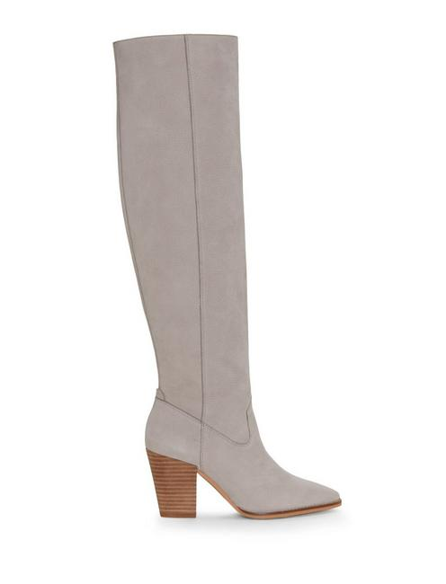 AZOOLA BOOT, LIGHT GREY
