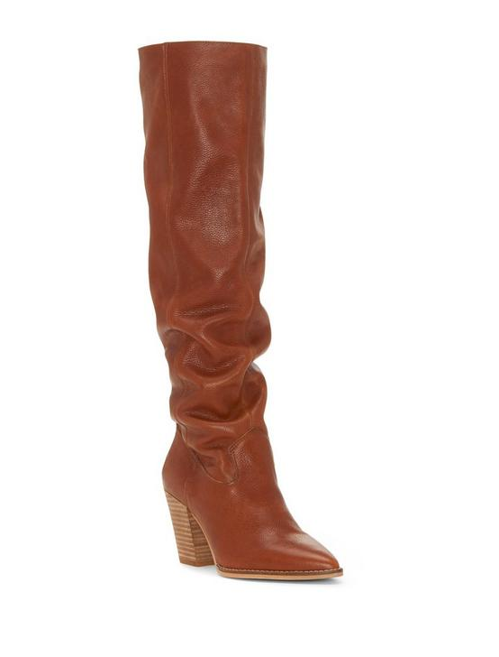 AZOOLA BOOT, OPEN BROWN/RUST, productTileDesktop