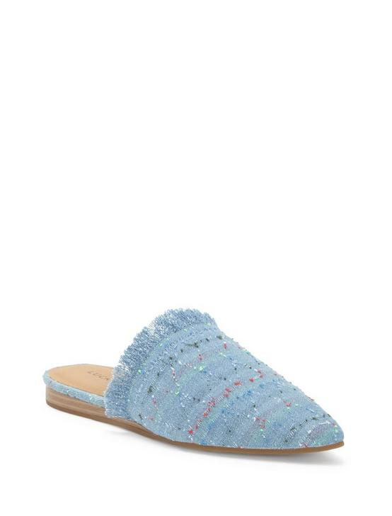 BAPSEE CANVAS FLAT SLIDES, OPEN BLUE/TURQUOISE, productTileDesktop
