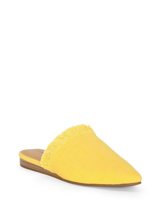 BAPSEE CANVAS FLAT SLIDES, LIGHT YELLOW, productTileDesktop