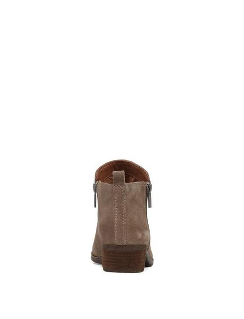 BASEL BOOTIE, LIGHT BROWN