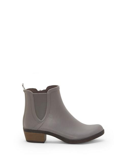 BASEL RAINBOOT, LIGHT GREY