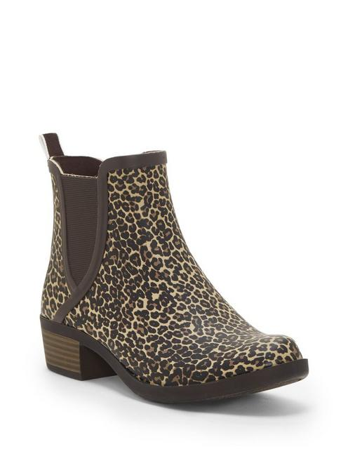 BASEL RAINBOOT, LEOPARD