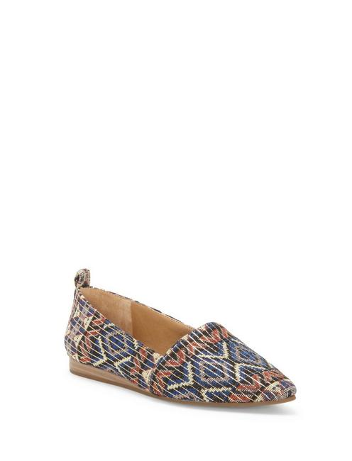 Lucky Beechmer Pointed Flat