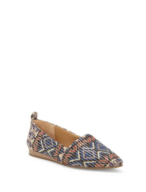 Beechmer Pointed Flat