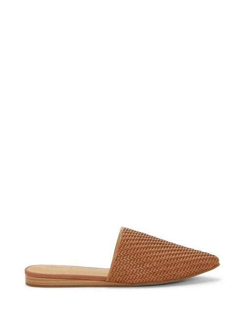 BRADELL SLIDE, LIGHT BROWN