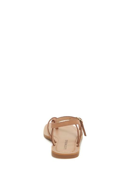 BYLEE SANDAL, MEDIUM DARK BEIGE, productTileDesktop