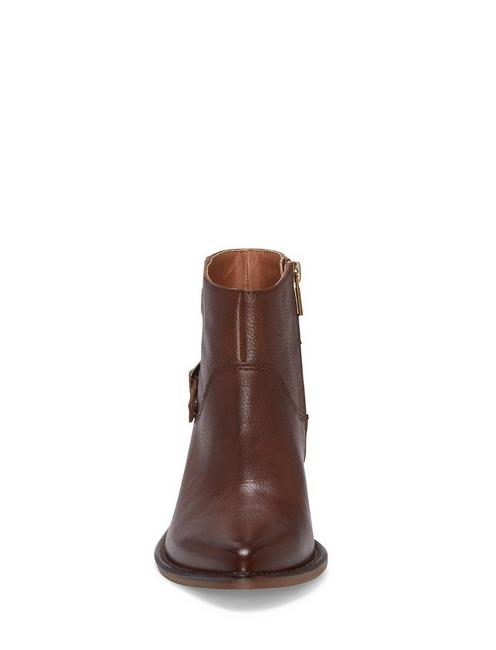 CAELYN BOOTIE, LIGHT BROWN