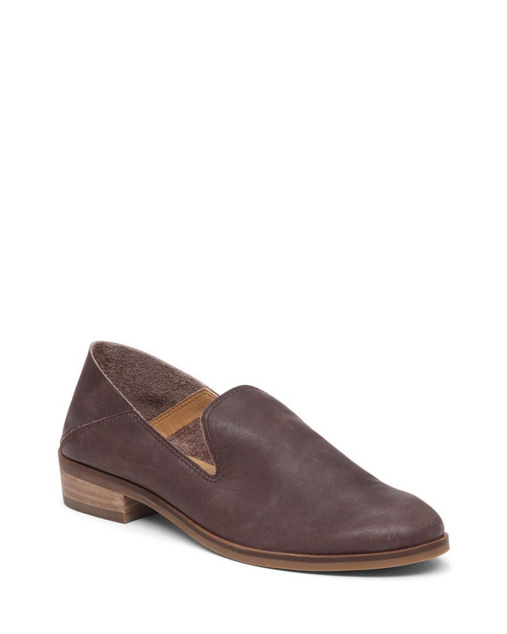 CAHILL LEATHER FLAT, image 1