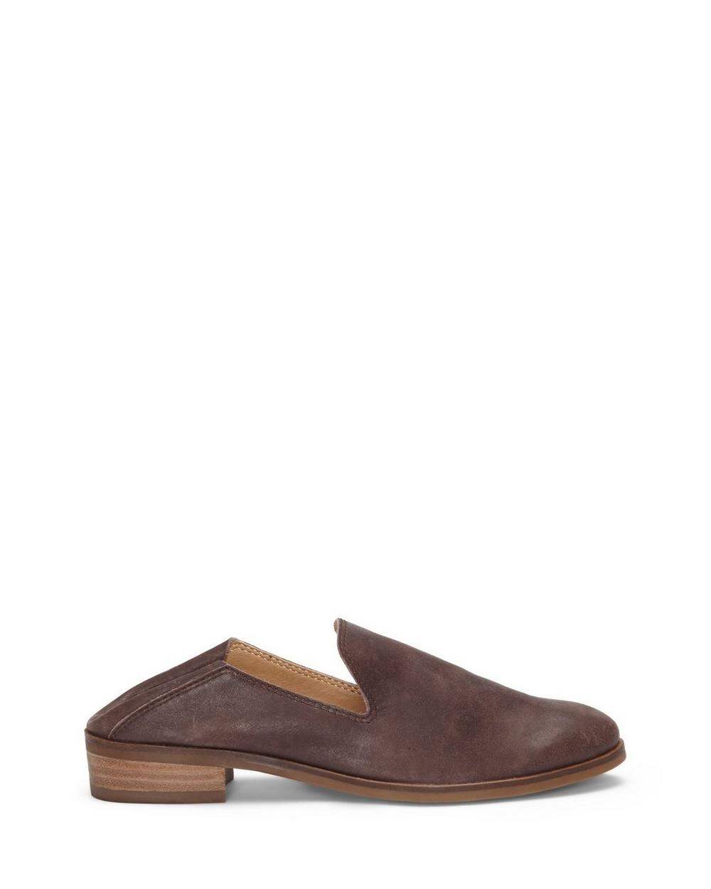 CAHILL LEATHER FLAT, image 2
