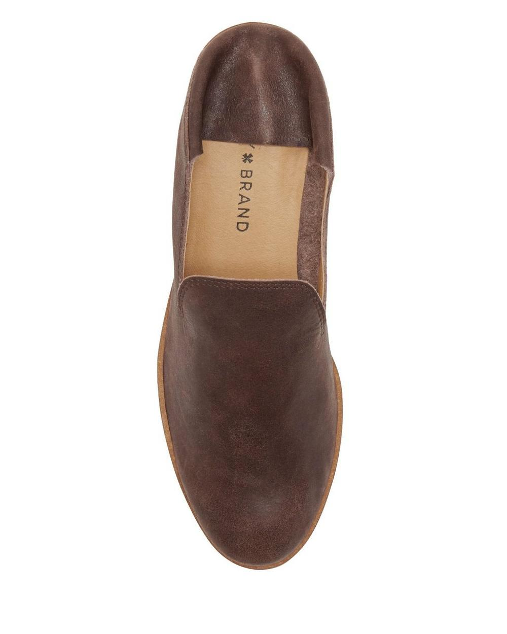 CAHILL LEATHER FLAT, image 4