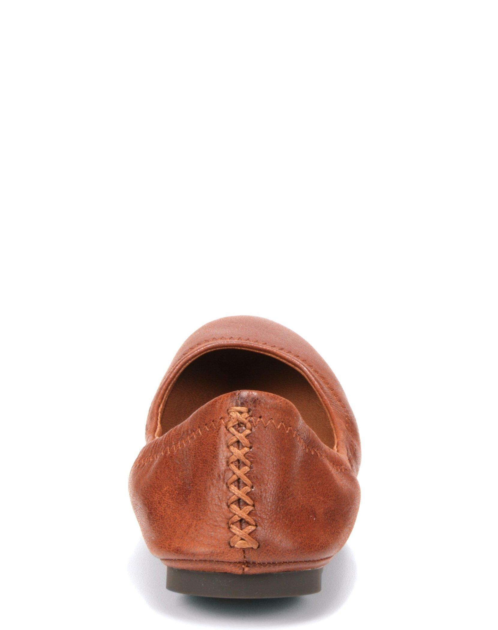 EMMIE LEATHER FLATS, image 4