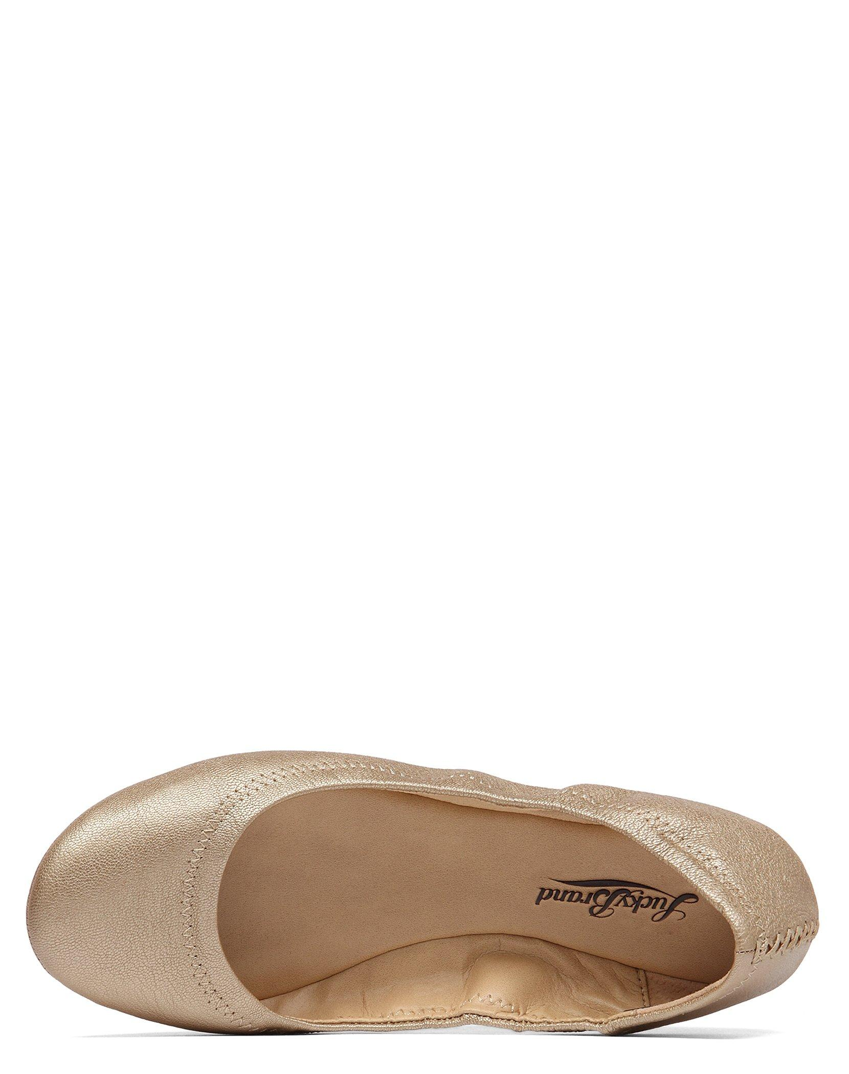 EMMIE LEATHER FLATS, image 7