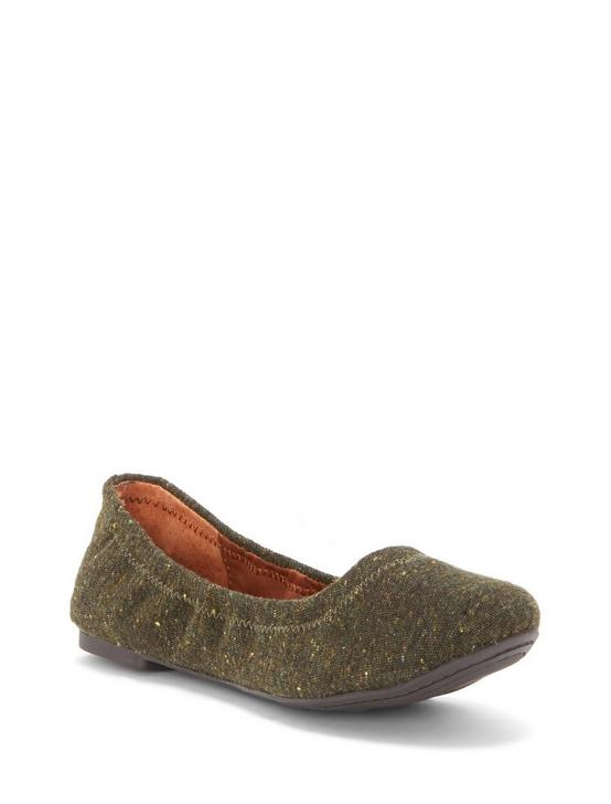 EMMIE FLATS, DARK GREEN, productTileDesktop
