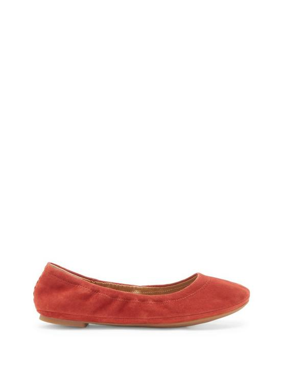 EMMIE FLATS, MEDIUM BROWN, productTileDesktop