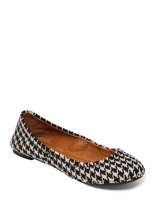 EMMIE LEATHER FLATS,