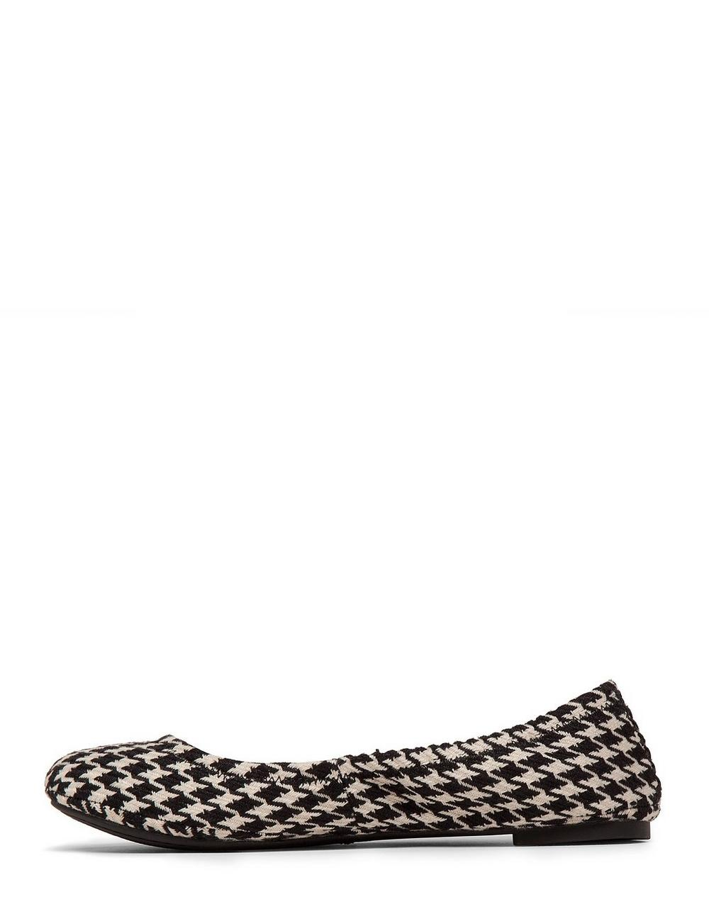 EMMIE LEATHER FLATS, image 3