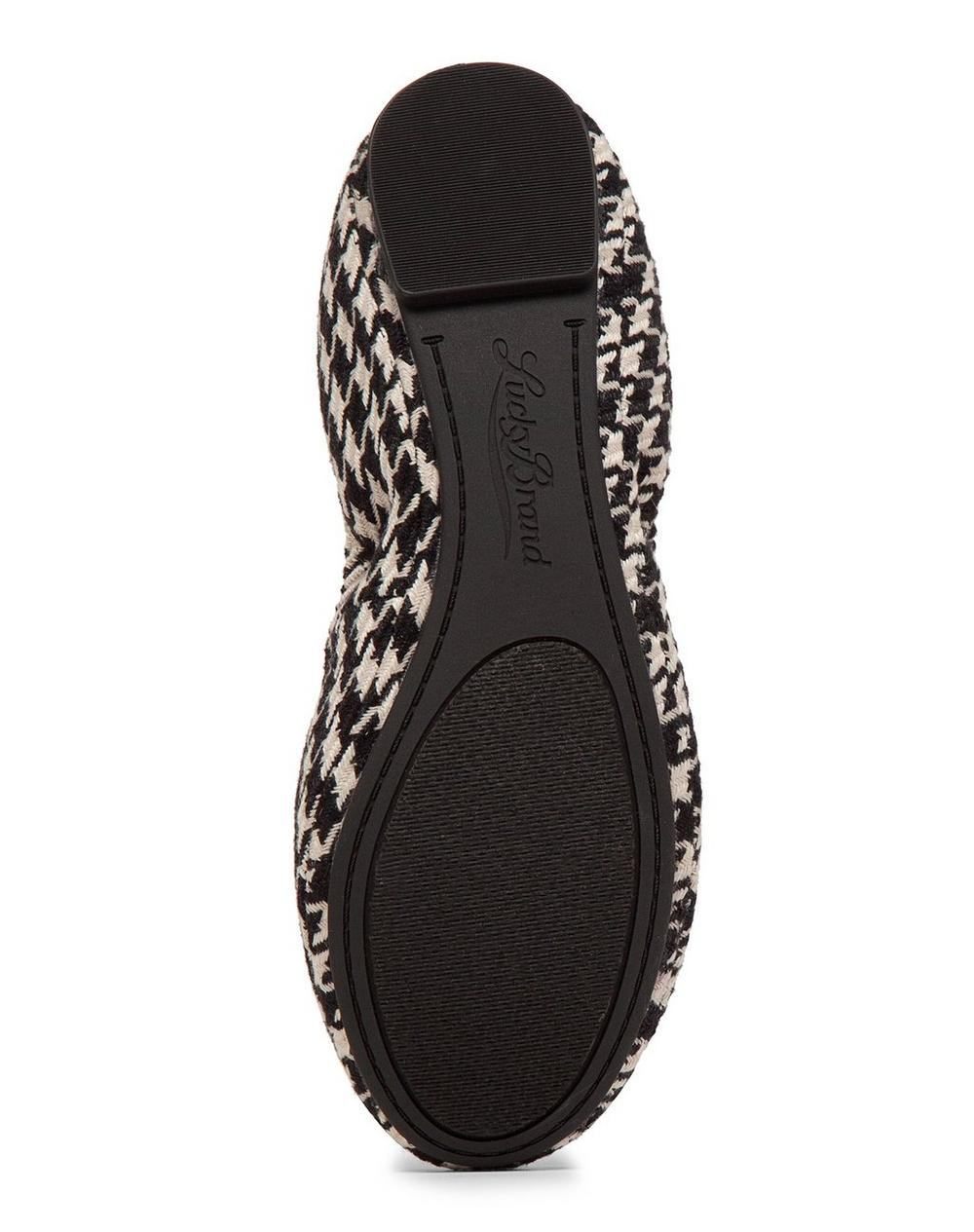 EMMIE LEATHER FLATS, image 5