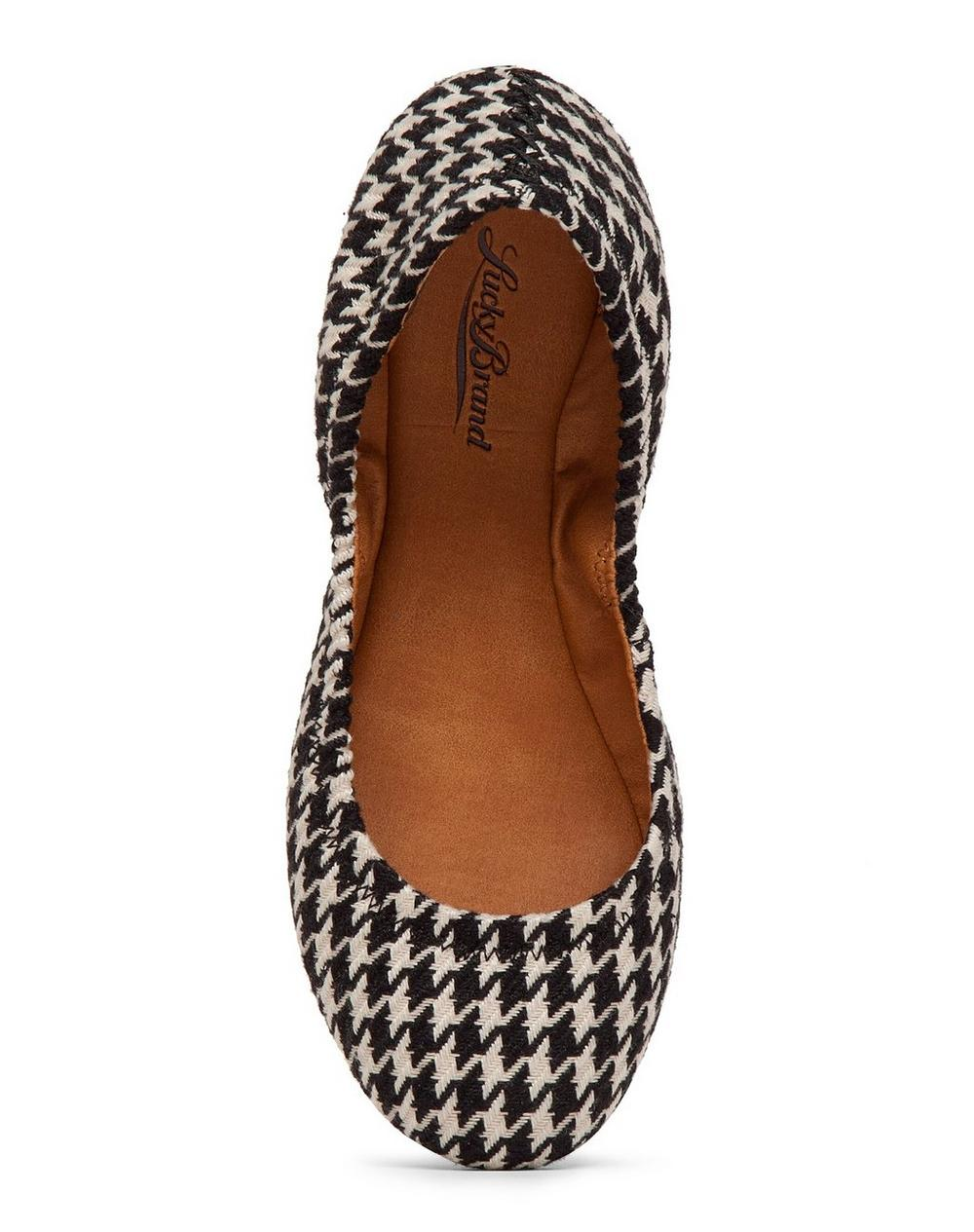 EMMIE LEATHER FLATS, image 6