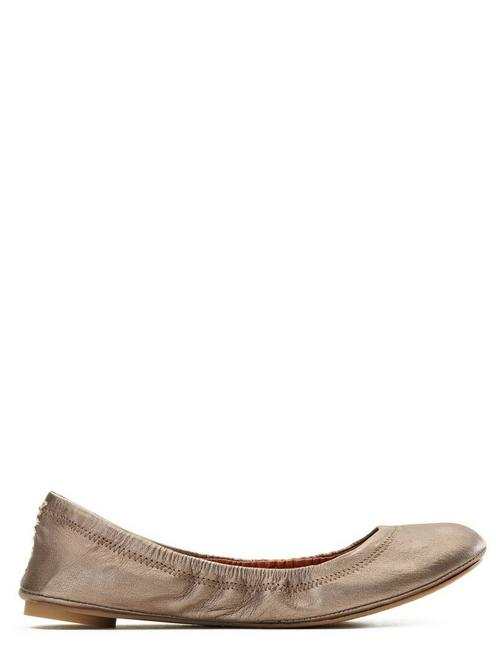 EMMIE FLATS, SILVER