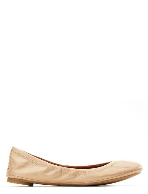 EMMIE FLATS, MEDIUM BEIGE