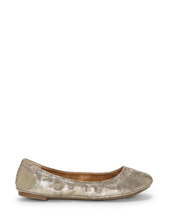 EMMIE FLATS, GOLD, productTileDesktop