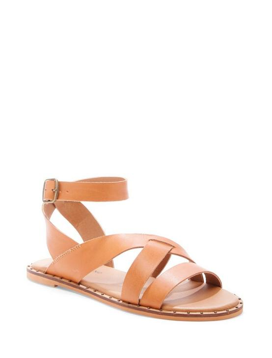 FANNIA SANDAL, LIGHT BROWN, productTileDesktop