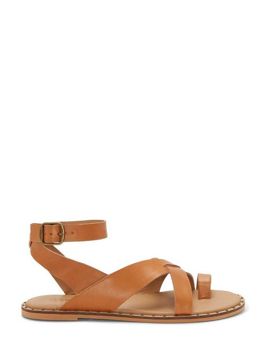 FARRAN SANDAL, LIGHT BROWN, productTileDesktop