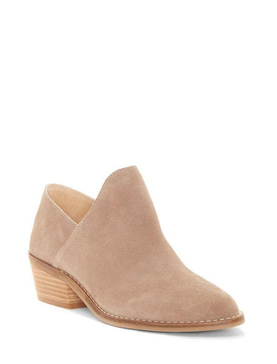 Fausst Leather Bootie