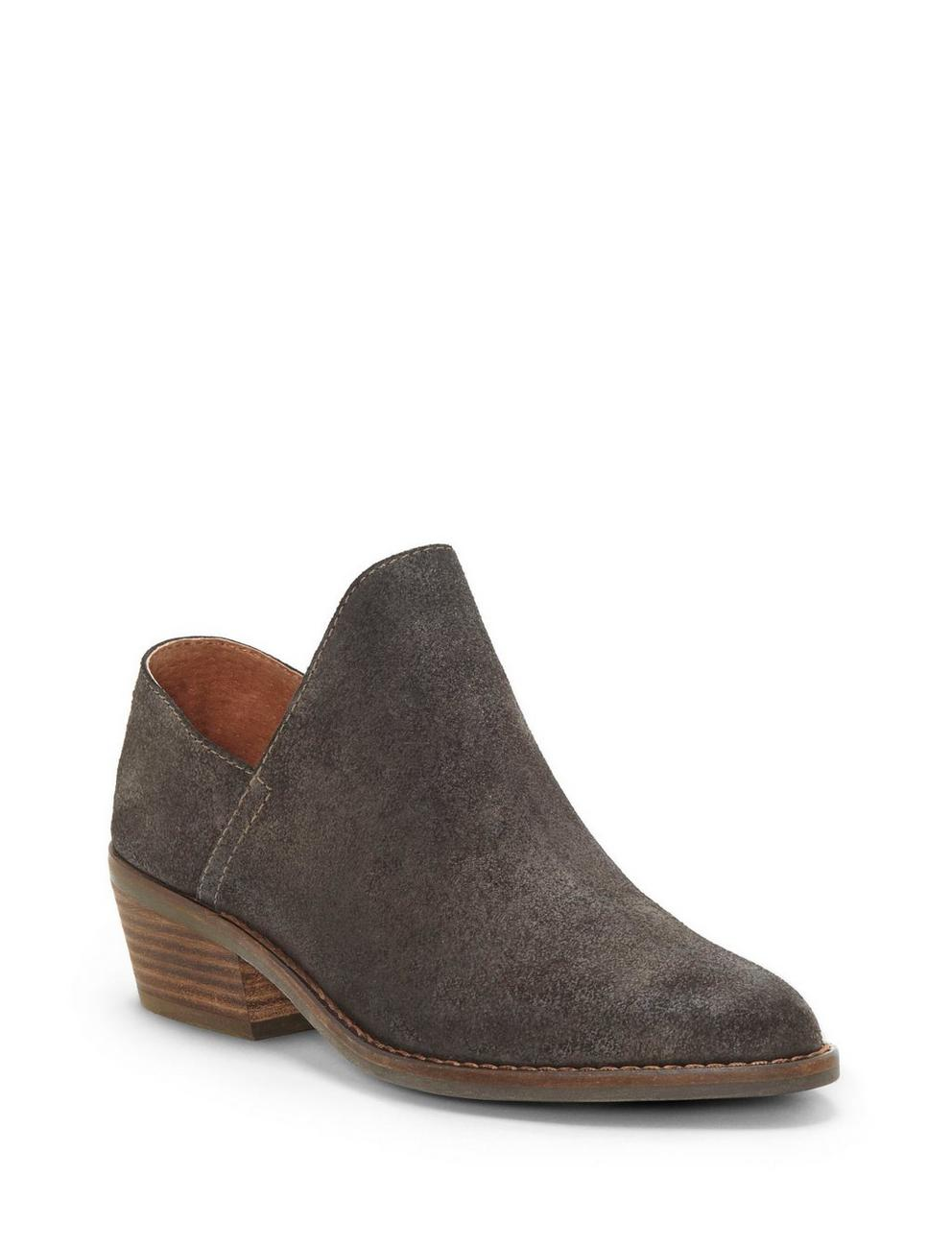 FAUSST LEATHER BOOTIE,