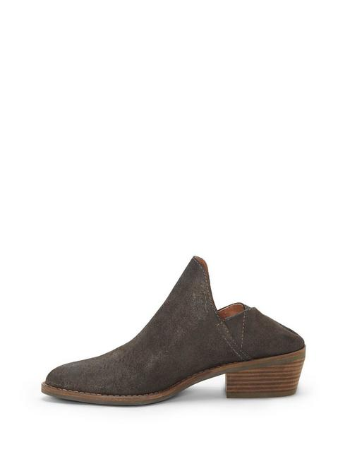 FAUSST BOOTIE, LIGHT GREY