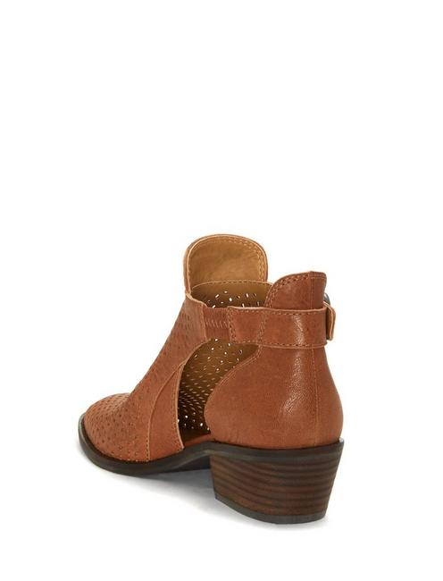 FILLIAN BOOTIE, LIGHT BROWN
