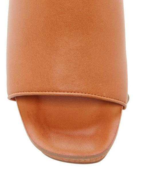 FINEENA HEEL, LIGHT BROWN